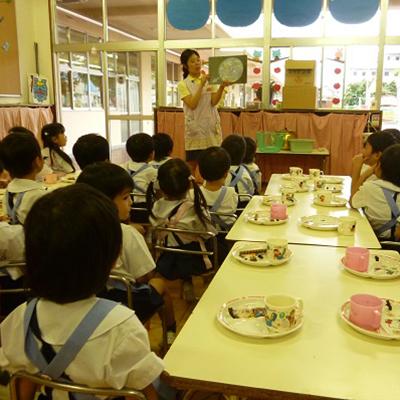 預かり保育「ポニー教室」